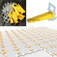 Wholesale 50X T Lock Professional Tile Leveling System Wall Floor Spacer Tool LEVEL MASTER