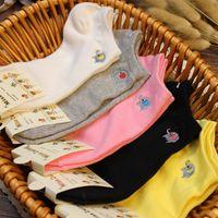 baby armband - Coturno Feminino Slippers Silicon Mix Bambu misszuing New Baby Elephant Cartoon Cotton Socks Boat Lady Armband