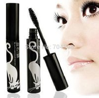 Wholesale FD667 Brand New ASIA Chaarming Cat Waterproof Mascara Black Extension Lashes X1