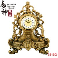 Wholesale 3516 craft goddess watches clock living room European style decorative ornaments genuine classic silent Hot Promotions