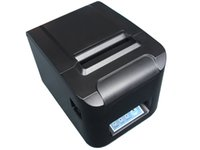 Wholesale mm lan usb port without cutter printer thermal printer POS receipt printer ZJ mini printer