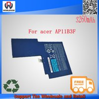 acer tablet laptops - Original AP11B3F v mah Laptop Battery for Acer Iconia W500 W500P Tablet PC AP11B7H BT BT