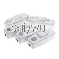 Wholesale Inline ON OFF Table Lamp Desk Light Cord Switch Max V A