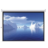 Wholesale China Supplier HD Fabric Inch High Qulity Electric Projection Screens With Remote Control