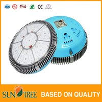 Wholesale 3 years warranty UFO Full Spectrum led grow light w for Indoor Plant Growing and Garden Greenhouse