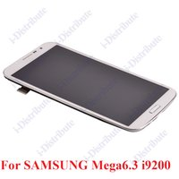 Cheap Galaxy Mega 6.3 Best i9200 LCD assembly