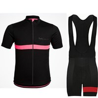 Wholesale Cycling jersey RAPHA black clothing Radtrikot Pro Cycling maillot cycliste ropa ciclismo roupas cyclist Bicycle Equipo de bicicletas