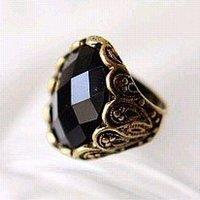 Cheap carving black Best ring black