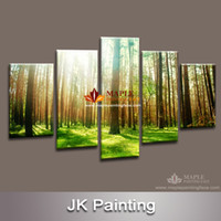 Cheap wall pictures for living room Best canvas paintings
