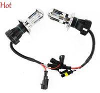 hid headlights - 2X H4 Bi Xenon H4 Bixenon DC Xenon HID For Car Headlight W HID Lamps Bulb Light H4 Bi Xenon Hi Lo Beam K HID Xenon Kits