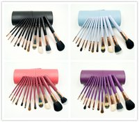 beauty essentials brushes - Sigmax Essential Kit Copper Make me Classy Blush Cool Crazy brush set with Case Beauty makeup Tool Blender DHL Free