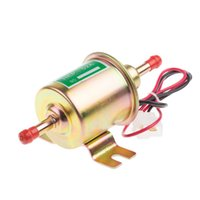electric fuel pump - 12v Universal Electric Fuel Pump Suitable for Diesel Petrol Engines A V GPH ZM00063
