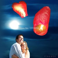 Cheap 5pcs set multicolor Paper Chinese wishing lantern hot air balloon greet releasing Fire Sky lantern for Birthday Wedding Party