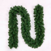 artificial pine garland - Meters Pine Artificial Christmas Wreath Garland Unlit