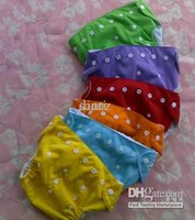 Wholesale Color Babyland Cloth Diaper Pockets Baby Diapers Plain