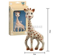 Wholesale Sophie Baby Care Teether Giraffe Teething Products Silicone Babies Teehers For Teeth Safe Natural Food Rubber