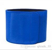 Wholesale Three Segmented Adjustable Abdomen Waist Belt Body Sculpting Fitness Movement Promoting Protection Belt Slimming Belt LJJ13