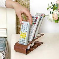 best dvd storage - New Novelty TV DVD VCR Step Remote Control Mobile Phone Holder Stand Storage Caddy Organiser Best Deal FG16172