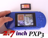 Wholesale GA PXP3 bit inch screen Pocket Handheld Video Game Player Console System Games