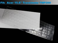 acer travelmate keyboard - Clear TPU Keyboard Protector Skin Cover for Acer quot Travelmate TMP255