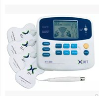 Wholesale Tens Acupuncture Digital Therapy Machine electronic pulse massager health care equipment Massager Fr