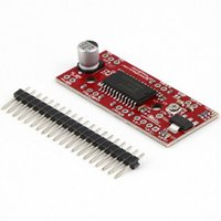 Cheap Hot EasyDriver Shield Stepping Stepper Motor Driver Board V44 A3967 For Arduino