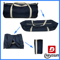 Wholesale Hot New Nylon waterproof travel bags men and women gym sport bags floding duffle bag bolsos carteras mujer marca Duffel Bags
