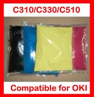 Wholesale High quality toner powder compatible OKI C310 C330 C510 C530 C361 C561