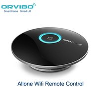 Wholesale Orvibo Allone wiwo R1 Smart Home Switch Controller Wireless Remote Controls app controled Wireless Smart wifi Remote Control Switch