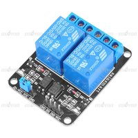 Wholesale New V Channel Relay Module Board SRD VDC SL C For Arduino DSP ARM PIC AVR Drop Shipping order lt no track