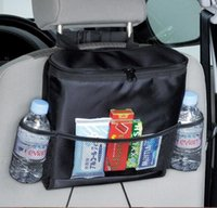 back seat storage bag - Auto Car Back Seat Organizer Holder Multi Pocket Travel Storage Bag For Car Hanger Car Storage Bag