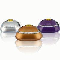 Wholesale USB Car Lighter Plug Anion diffuser air Freshner purifier lonizer car home oxygen Humidifier Air Cleaner