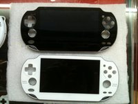 Wholesale Original Used working LCD for P S vita1000 SCREEN vita lcd complete set with Faceplate new