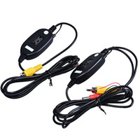 best tv transmitter - Gofuly Best Selling Wireless Transmitter Receiver For Car Reverse Rear View Camera Monitor GHZ
