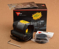 Wholesale Trijicon SRS x38 Sealed Reflex Sight Red Dot Sight Scope Riflescope solar energy Power M2316 A2