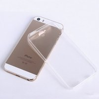 TPU iphone 4 clear case - Slim Ultra thin Transparent Crystal Clear Hard Plastic Shell Skin Cover Case For iPhone Plus S Galaxy S6 edge S5 Note MOQ