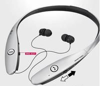 bluetooth headphones - Bluetooth Headphone for G3 Smartphone LG Tone HBS Hbs900 Wireless Mobile Earphone Bluetooth Headset Harman Kardon Sound