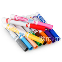 Wholesale 2015 New Crayola Virtual Design Pro Fashion Gifts for Children Children Gifts Washable Crayons Free DHL