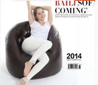 Wholesale Pumpkin a beanbag chair Lazybones creative sofa Comfortable leisure living room couch couch couch rice gifts