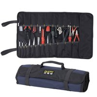 Wholesale Oxford Roll Rolling Repairing Tool Bag Multifunctional With Carrying Handle dandys