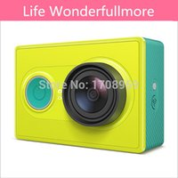 action camera - Original Xiaomi Xiaoyi Action Camera Sport Camera GoPro MP FHD P WIFI Bluetooth Waterproof Diving Standard Edition