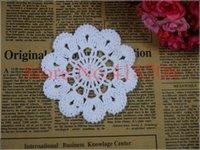 antique doilies - handmade vintage cotton lace doilies crochet place mat antique crocheted fabric doily centrini P10086