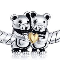 Cheap Silver European Charms Best Animals Silver 925 Charm Bead