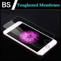 Universal verre trempé soutien Membrane HD Iphone 6 6s plus Autocollant pour importer des matières 3D incurvée trempé pour Iphone Protecteur d'écran