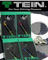 Wholesale 2015 hot new TEIN JDM Damper Flex Coilover Wrench Keychain Keyring turbo nos fashion pendant tuning keyholder