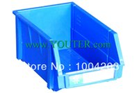 Wholesale FOB shipping YS W D H storage box Non toxic team bin New PP material spare part box case