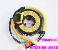 Wholesale SW609636 MR228113 Clock Spring Airbag Spiral Cable Sub Assy Airbag for MITSUBISHI LIONCEL M27612