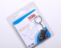 Wholesale 256GB GB GB USB Swivel Metal Swivel Key Ring Flash Drive Pen Memory Stick Chrome Metal With Keyring