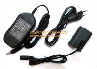 Cheap car ACK-E6 ACK E6 Power Adapter Kit Compose of AC-E6 AC Adapter & DR-E6 DC Coupler for Canon EOS 5D2 5D3 6D 7D 60D 60Da 70D