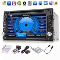 car radio cd player - 2015 new DIN Car DVD GPS Player Double Radio Stereo In Dash MP3 Head Unit CD Camera parking TV Radio Video Audio